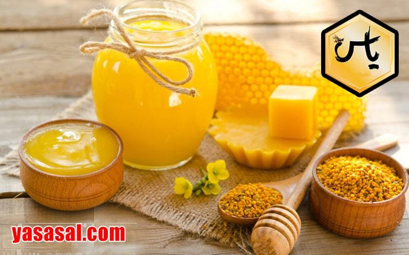 مصرف روزانه عسل