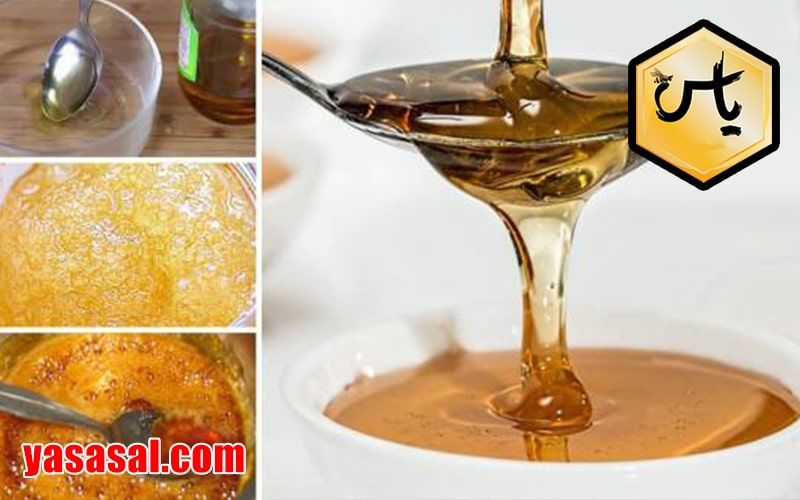 فروش انواع عسل یاس