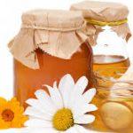 عسل طبیعی تک گل