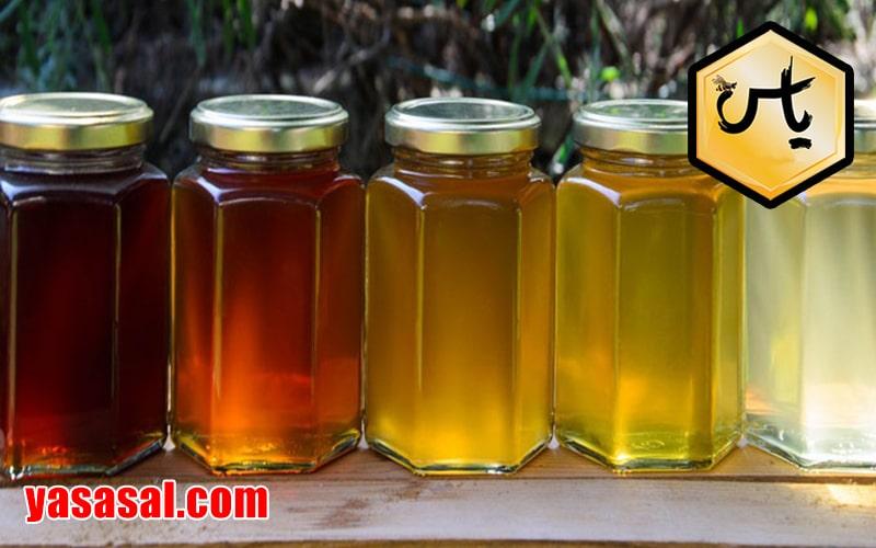 طبع عسل طبیعی