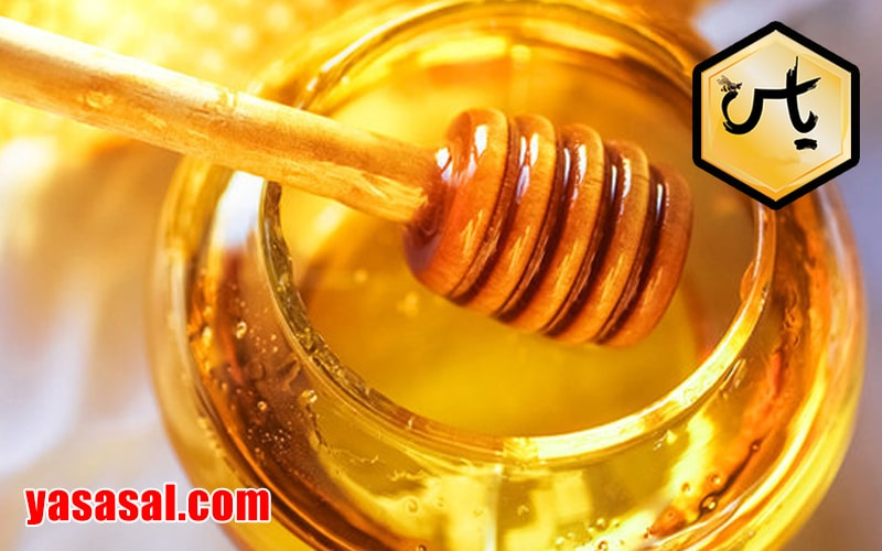 عسل برای پوست
