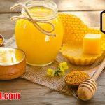 فروش عسل یونجه