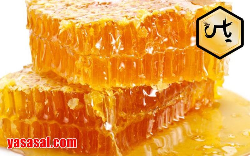 مواد تشکیل دهنده موم عسل