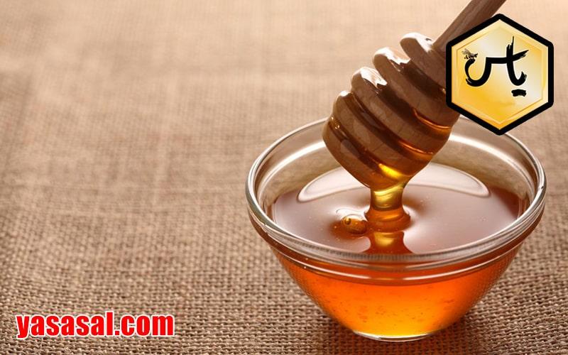 عسل کنار طبیعی