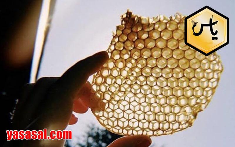 موم عسل چگونه درست میشود
