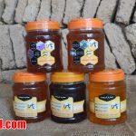عسل تیره رنگ