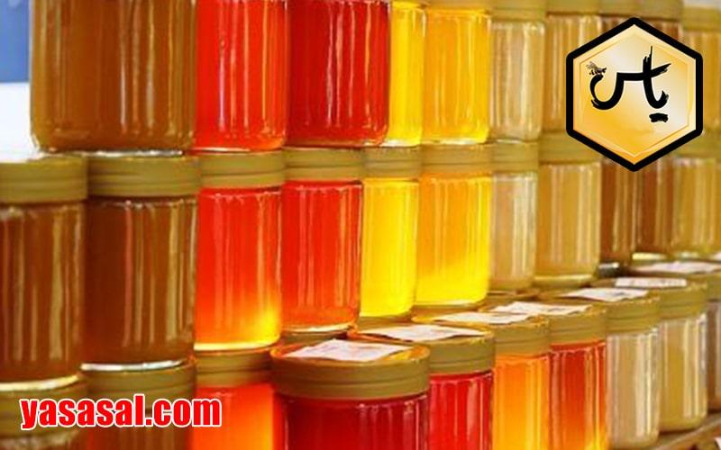 عسل طبیعی و مرغوب