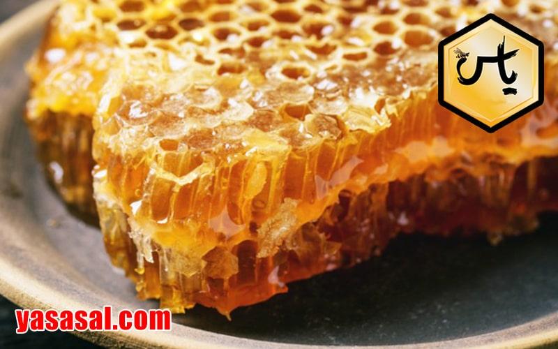 عسل ارگانیک اصل