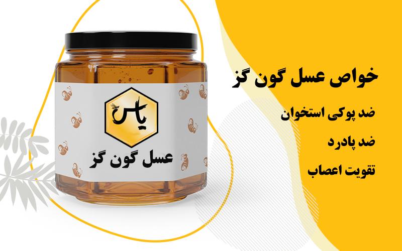فروش اینترنتی عسل گون